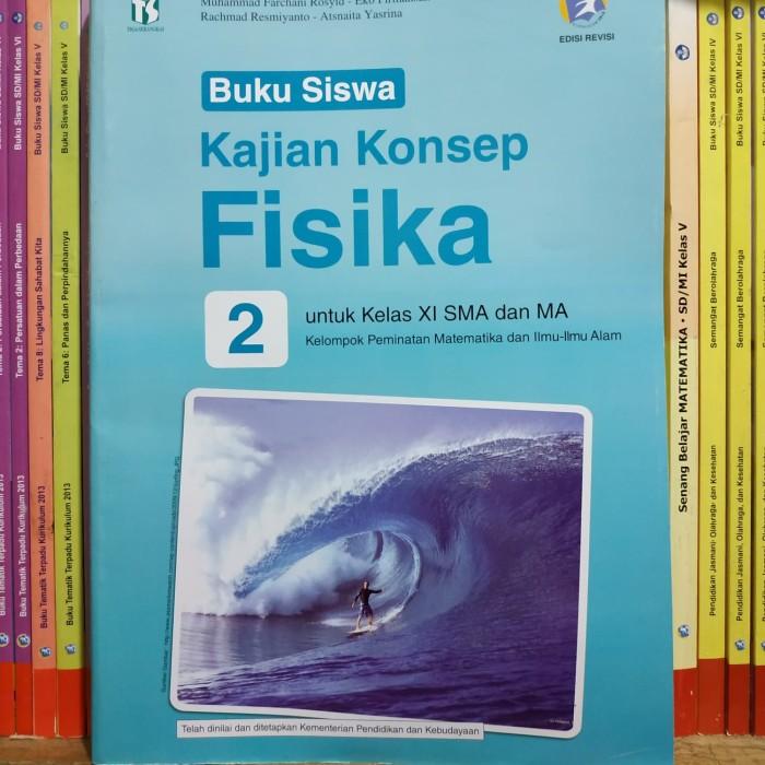 Jual Fisika Sma Kelas 11 Xi K13 Revisi Tiga Serangkai Kota Surakarta Ethes Bookstore Tokopedia