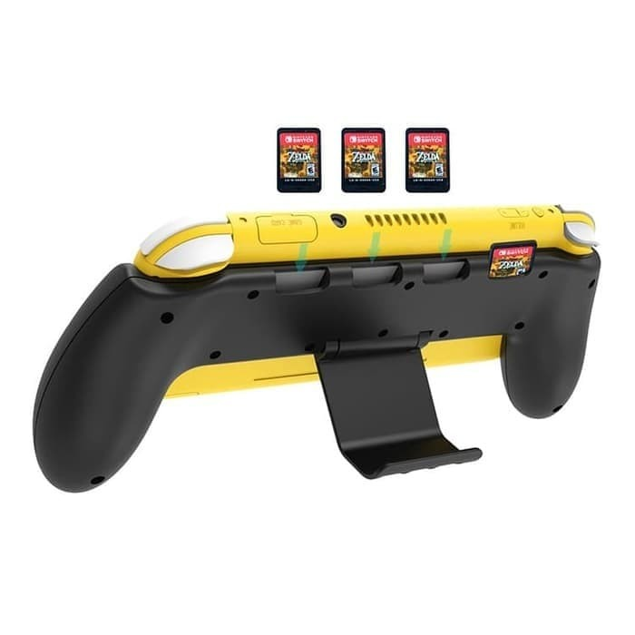 Foto Produk Nintendo Switch Lite Dobe Console Grip With Game Card Case TNS-19122 dari Rocket games