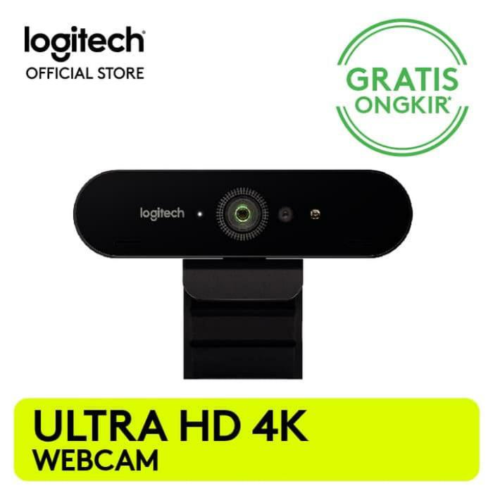 Foto Produk Logitech Brio Webcam dari dunia sembako