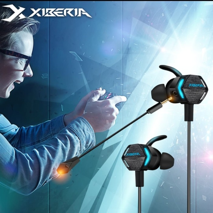 Foto Produk Earphone Gaming Xiberia MG 02 PRO dari DigitalE-