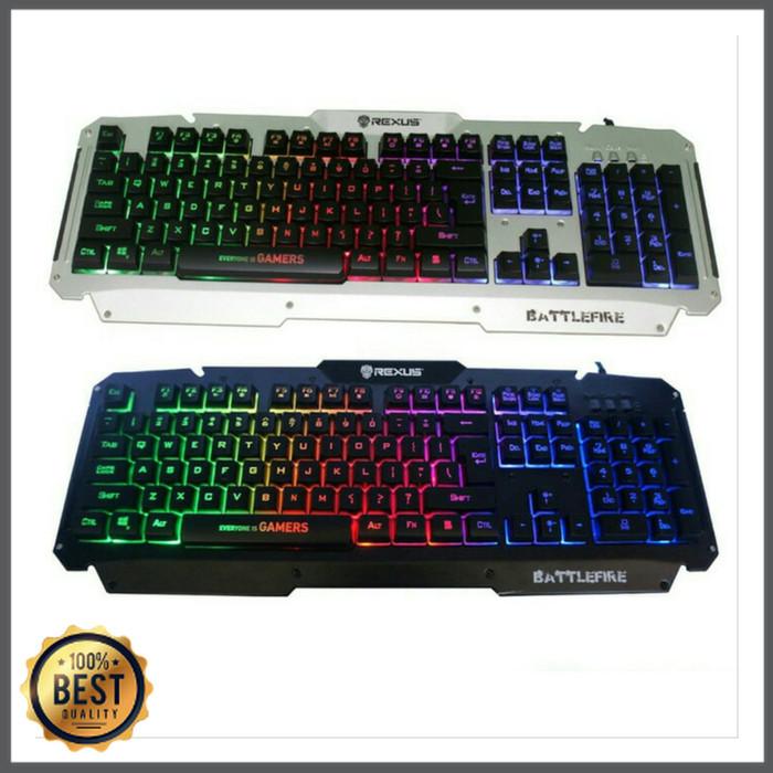 Jual Promo Keyboard Gaming Rexus Keyboard Laptop Keyboard For Pc Murah Jakarta Barat Kevinsentosa Tokopedia