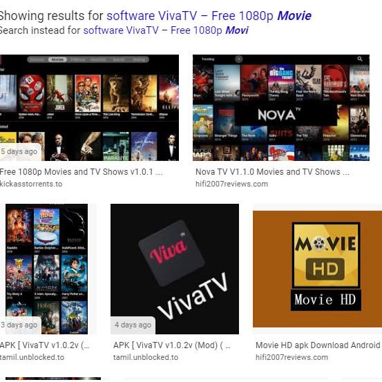 Jual Vivatv Free 1080p Movies And Tv Shows V1 0 1 Mod Apk Apkmaza Kab Bandung Soft Full Versi 12219 Tokopedia
