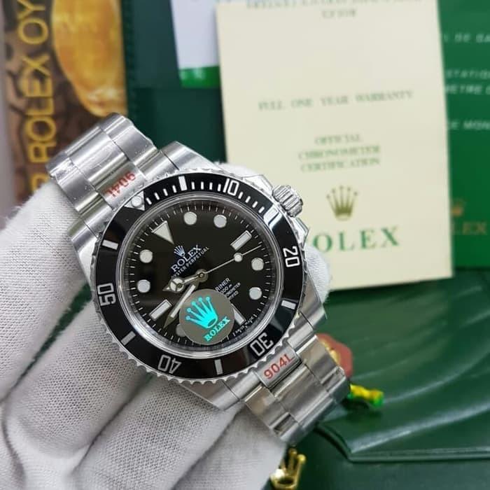 Jual Jam Tangan Pria Rolex Original Kota Tangerang Tk Newstarz Tokopedia