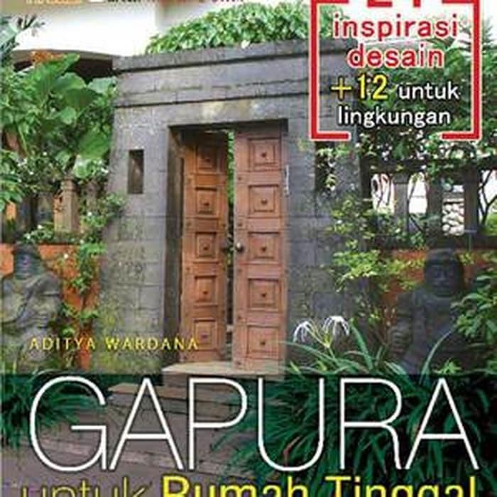 Jual Murah Buku Gapura Untuk Rumah Tinggal Jakarta Barat Nurul Zulkarnain Tokopedia