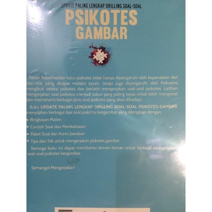 Jual Persiapan Tpa Psikotest Buku Psikotes Gambar Jakarta Pusat Lukman Siregar Tokopedia