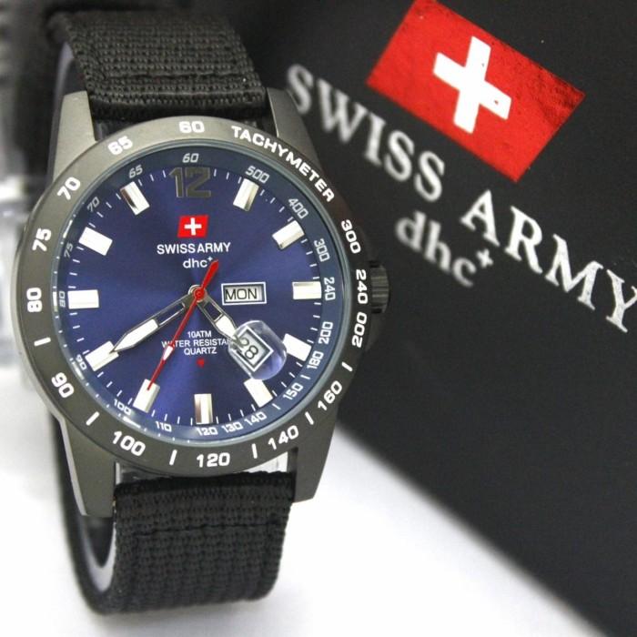Foto Produk Swiss Army Jam Tangan Pria Swiss army HC2105 Original jam Tangan Keren dari Swana Lee group