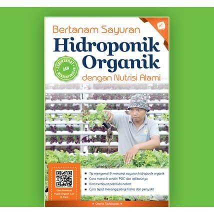 Foto Produk Bertanam Sayuran Hidroponik Organik dengan Nutrisi Alami dari Toko Kutu Buku