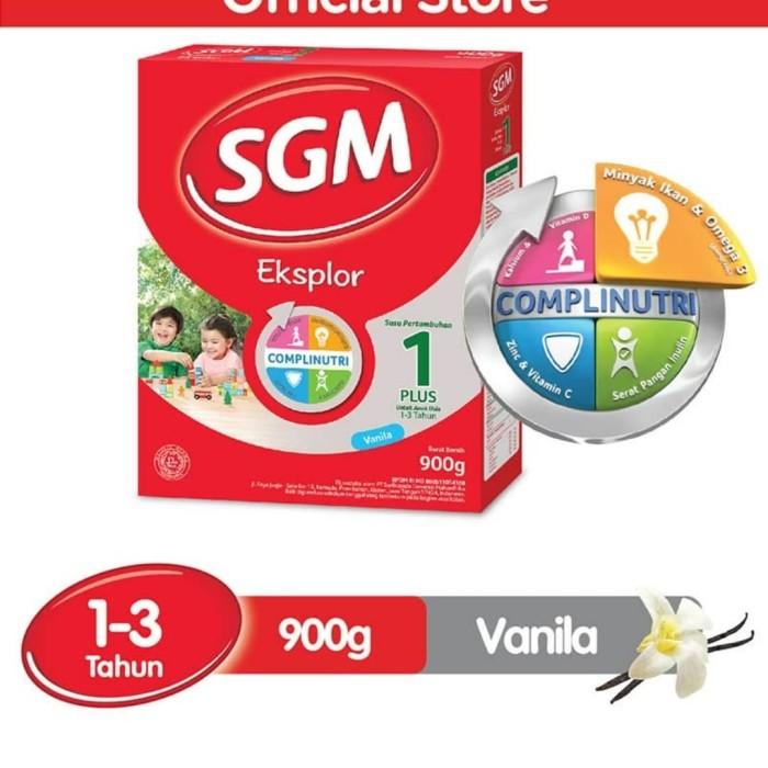 Foto Produk sgm 1+ vanila 900gr dari toko mbak sun