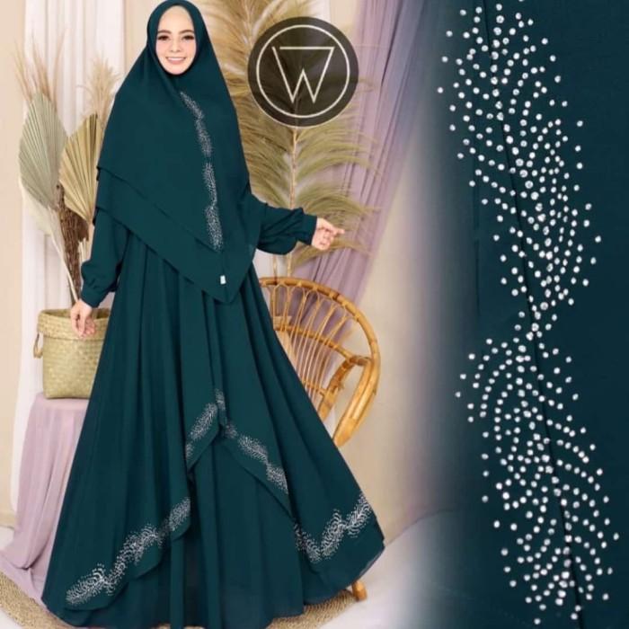 Jual Humaira Syari Ashay Hijab Kota Depok Ayraa Fashion Tokopedia