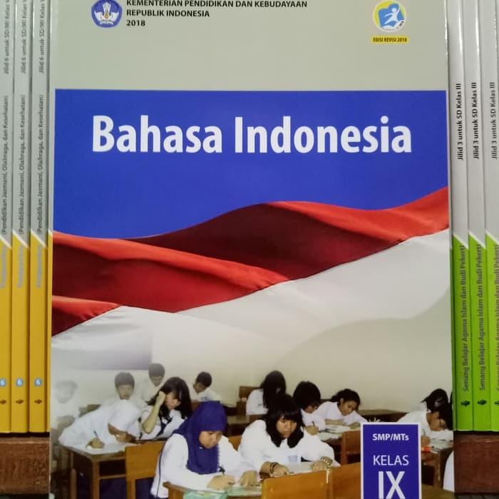 Jual Buku Smp Kelas 3 Buku Bahasa Indonesia Smp Mts Kelas 9 Revisi K13n Jakarta Utara Kajenpadmasari Tokopedia