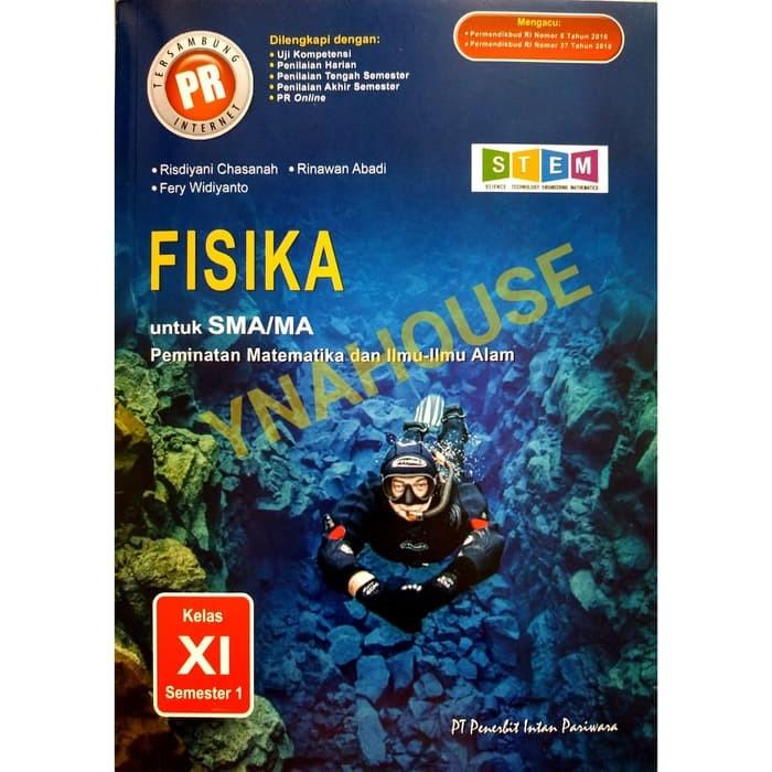 Jual Buku Terbaru Buku Pr Fisika Sma Ma Kelas Xi 11 Semester 1 Jakarta Utara Uchitawinarno Tokopedia