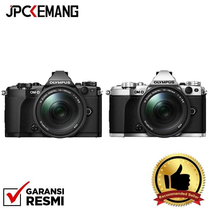 Foto Produk Olympus OMD EM5 / OM-D E-M5 Mark II kit 14-150mm f/4-5.6 GARANSI RESMI dari JPCKemang