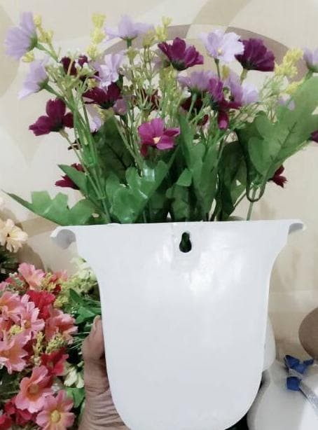 Jual Silahkan Di Order Vas Dinding Bunga Daisy Vas Tempel Bunga Satu Kab Bekasi Gayabarumalam Tokopedia