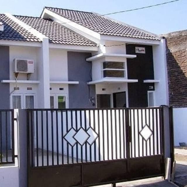 Jual Pagar Rumah /pintu Gerbang/pagar Besi/pagar Teralis - Kota Depok -  Jayakaryasteell | Tokopedia
