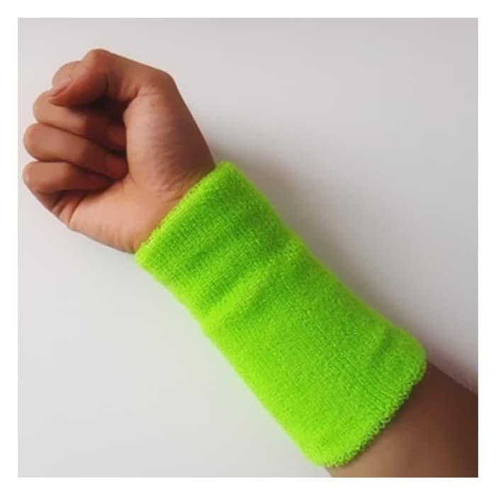 Foto Produk Wristband Protector / Wristband Gym, Tenis, Basket, Badminton dari AYD-Shop