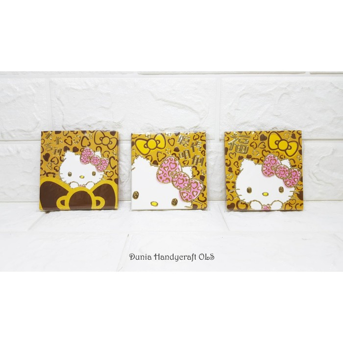 Jual Angpao Kecil Hello Kitty Gold Chinese Imlek Tahun Baru Angpao -  Jakarta Utara - Dunia Handycraft OLS | Tokopedia