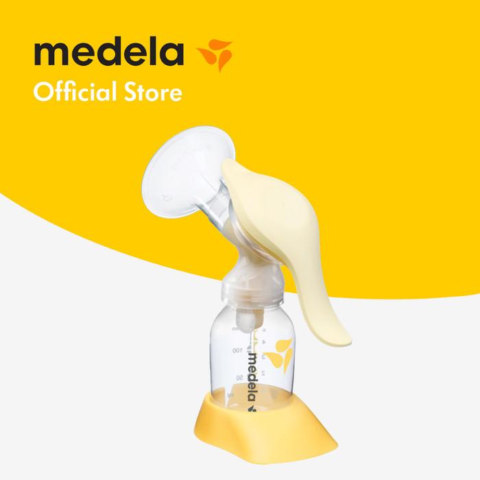Foto Produk Medela Pompa ASI Manual Harmony Light dari Medela