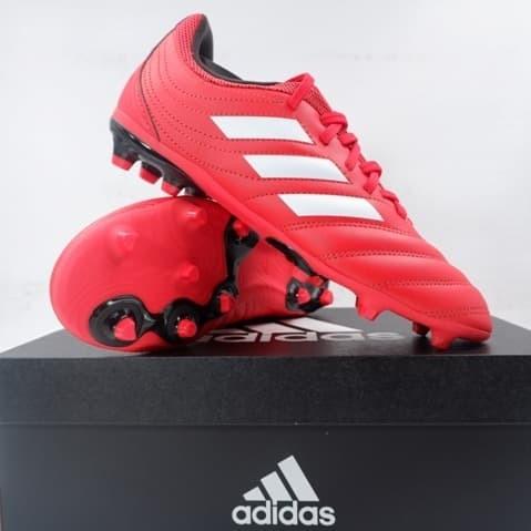 Promo Sepatu Bola Anak Adidas Copa 20 3 Fg Jr Active Red Ef1914