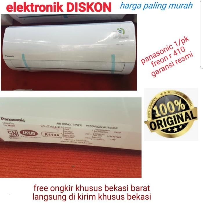 Jual Ac Panasonic Zv 5 Ukp 1 2pk Kota Bekasi Elektronik Diskon Tokopedia