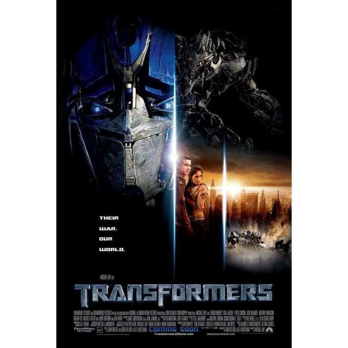 Jual Dvd Transformers 2007 Jakarta Barat Idmovies Tokopedia