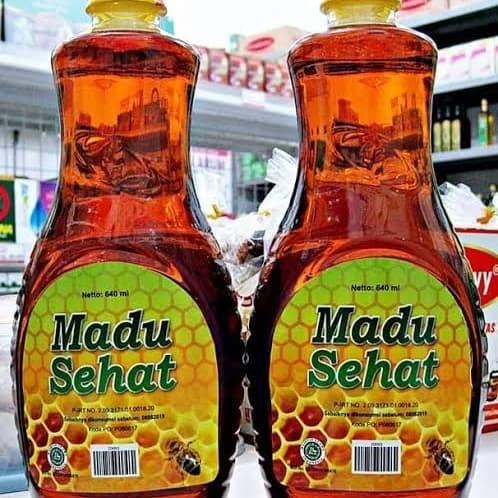 Foto Produk Madu Sehat / Madu Klinik 640ML dari herbal berkah 75