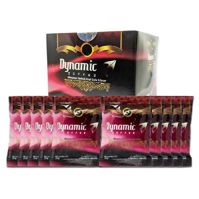 Foto Produk Kopi Dyn Kopi Kesehatan 1 box 10 sachet dari Bogar Shop Herbal