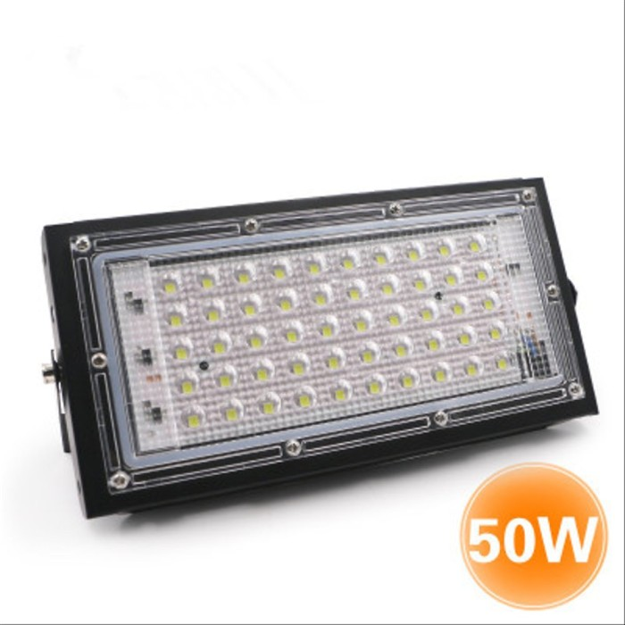 Jual Lampu Sorot 50 Watt Led Floodlight Lampu Taman Lampu Tembak Kab Bantul Kamiljaya260 Tokopedia