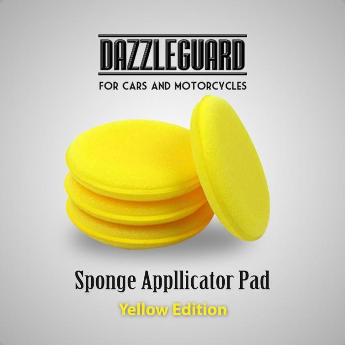 Foto Produk Busa Sponge Applicator Pad Kuning dari DAZZLE GUARD