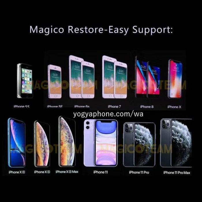 Foto Produk Magico Restore Easy Cable dari yogyaponsel