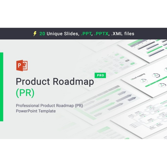 Roadmap Powerpoint Template from ecs7.tokopedia.net