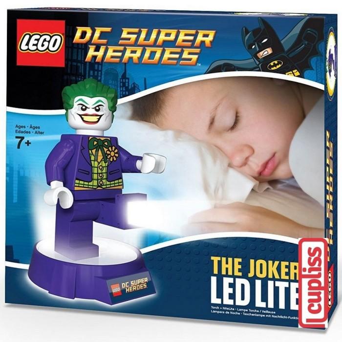 Foto Produk LEGO Accessory TOB19 Joker LED Torch & Night LED Lite Desk Lamp dari Cupliss
