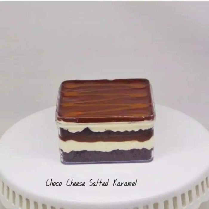 Foto Produk choco cheese salted caramel dari ciasweetcake