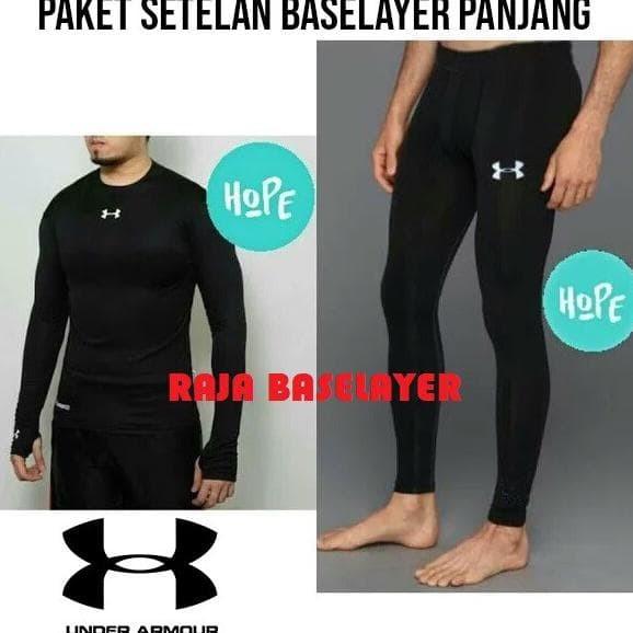 Jual Paket Hemat Stelan Manset Baselayer Celana Legging Panjang Futsal Jakarta Barat Kilang Shop Tokopedia