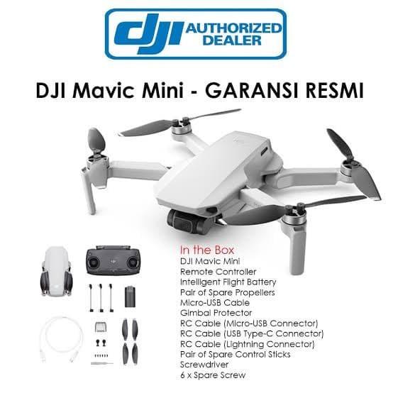 Foto Produk DJI Mavic Mini - Drone Garansi Resmi dari sensordigital