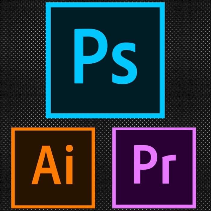 Foto Produk Adobe Photoshop CC 2020, Premiere Pro CC 2020, Ilustrator CC 2020 dari Dipto Outdoor