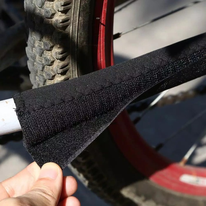 Foto Produk Chain Protection Cover Pelindung Frame dari Rantai Sepeda / Chainstay dari EnkUniq Shop