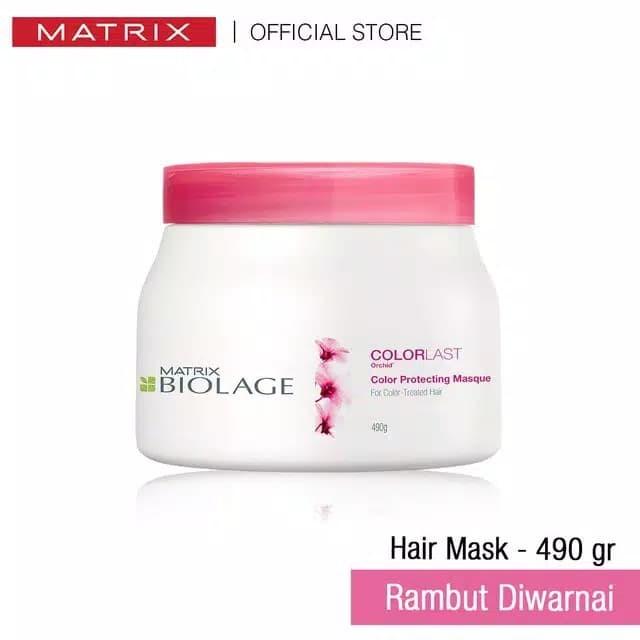 Jual Matrix Biolage Colorlast Mask Matrix Hair Mask Color Last Masker Rambu Jakarta Barat Tokoharky Tokopedia