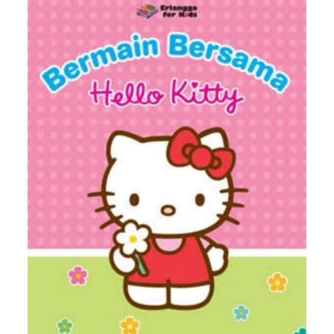 Jual Buku Anak Mewarnai Bermain Bersama Hello Kitty Erlangga For Kids Jakarta Barat Nahda Store01 Tokopedia