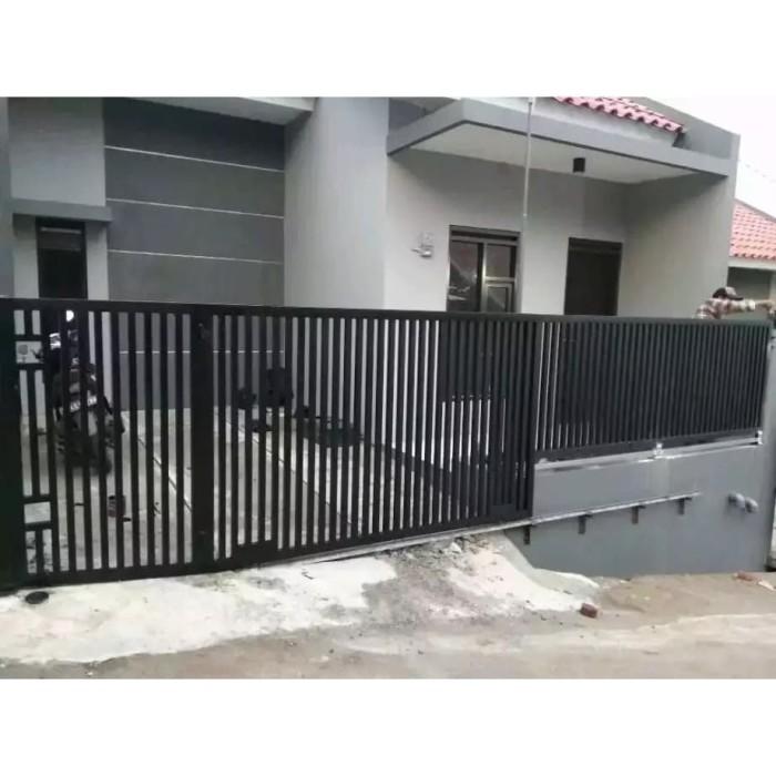 Jual Pagar Rumah Terbaru Dan Murah Pagar Tralis Aknopi Kota Tangerang Selatan Elite Global Indo Tokopedia