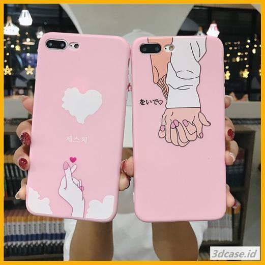Jual Grand Bcs Case Pink Korea Saranghae Oppo For Love Redmi Jakarta Timur Rositawahyuni Tokopedia