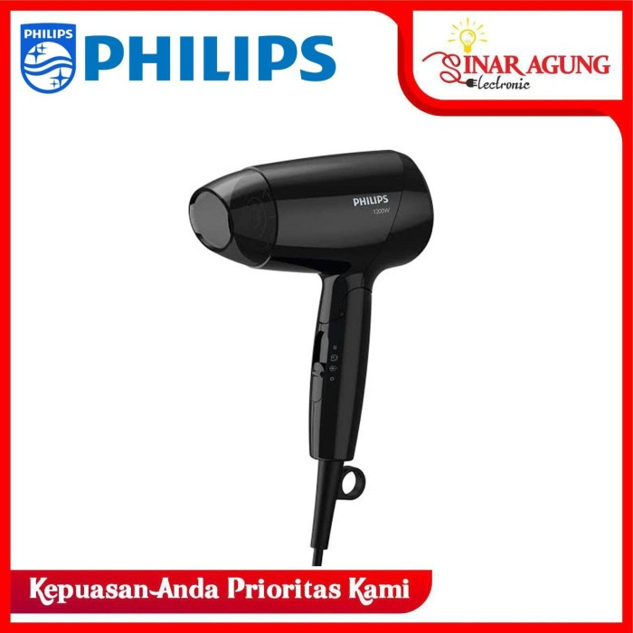 Foto Produk PHILIPS Essential Care BHC010/12 Hair Dryer BHC010 (100% ORI) dari sinar agung electronic
