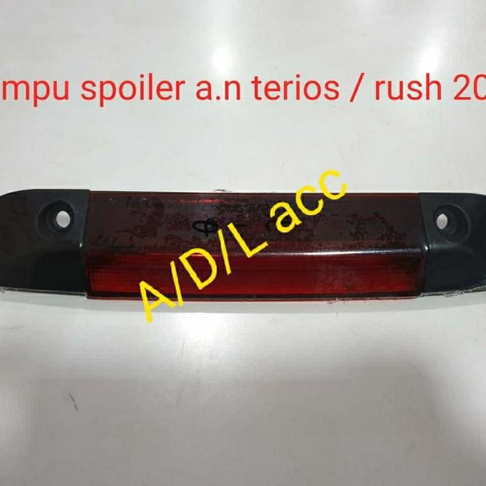 Foto Produk lampu spoiler stop lamp mobil toyota all new rush all new terios 2018 dari Afoandalan