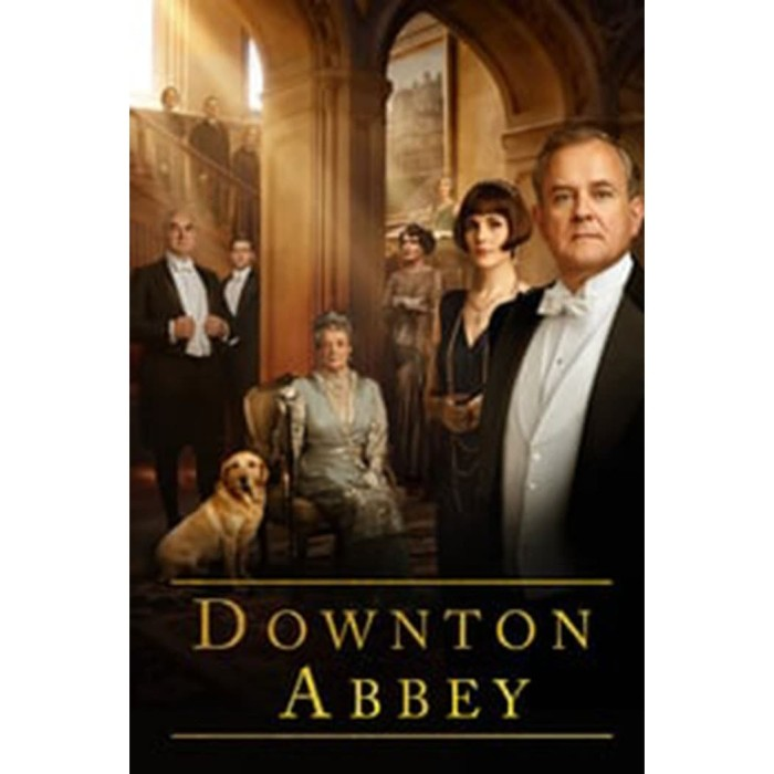 Jual Downton Abbey 2019 Jakarta Selatan Toko Film Seri Dvd Tokopedia