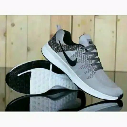 Foto Produk Sepatu Sneakers Pria/Wanita NK GRF Abu - Abu-abu, 39 dari Reiv_Shop