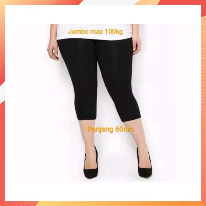 Jual Celana Legging Pendek Wanita Bahan Spandex Tebal Dan Adem Celana Jakarta Pusat Nurchs9 Murah Tokopedia