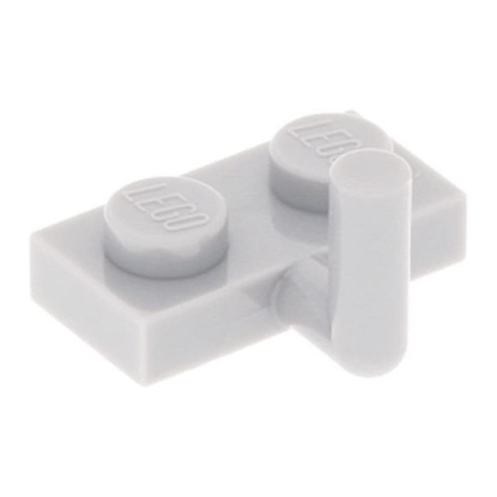 LEGO® Light Gray Plate 1 x 2 with Handle on Side Part 48336