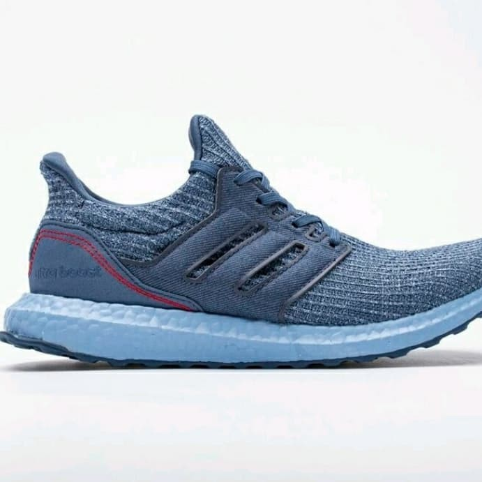 Jual Sneakers Adidas Ultraboost 4 0 Tech Ink Glow Blue Biru 40 Jakarta Barat Daily Needs Product Tokopedia