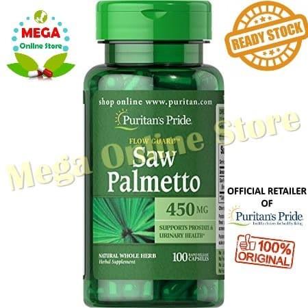 sawpalmetto per la cura della prostata