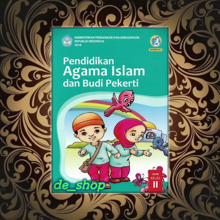 Foto Produk Buku SD Agama Islam Kelas 2 dari De__shop