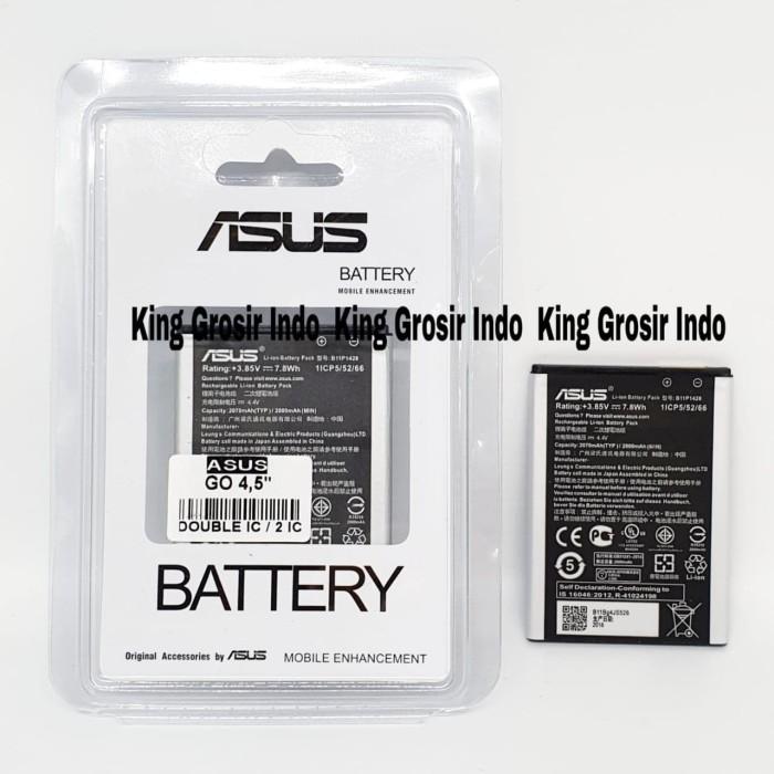 Jual Baterai Asus Zenfone 4 5 Z452kg B11p1428 Original Oem Battery Batre Jakarta Pusat King Grosir Indo Tokopedia